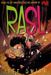 Cover of: RASL | Jeff Smith