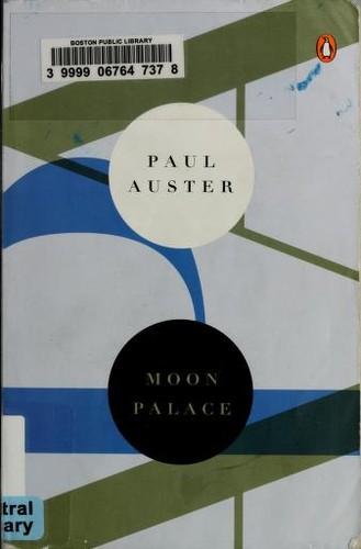 Moon palace by Paul Auster