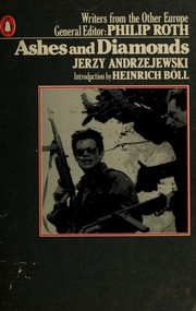 Cover of: Ashes and diamonds | Andrzejewski, Jerzy