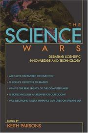 Cover of: The Science Wars | Keith Parsons