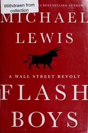 Cover of: Flash Boys |