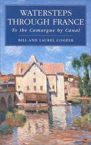 Watersteps through France by Bill Cooper