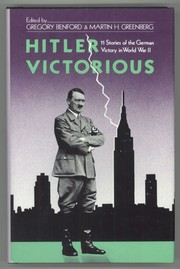 Cover of: Hitler victorious | Gregory Benford, Jean Little