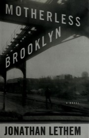 Cover of: Motherless Brooklyn