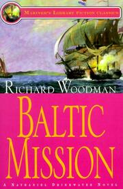 Cover of: Baltic mission | Richard Woodman