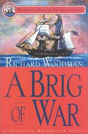Cover of: A brig of war