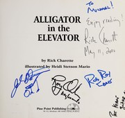 Cover of: Alligator in the Elevator