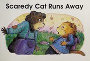 Cover of: Scaredy Cat Runs Away