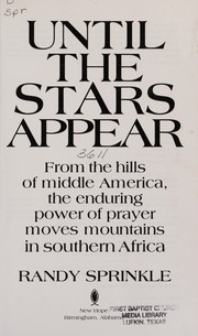 Cover of: Until the Stars Appear