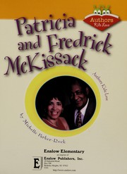 Cover of: Patricia and Fredrick McKissack: authors kids love