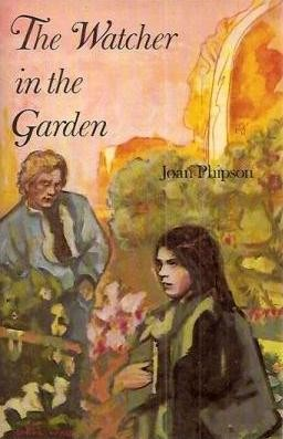 The watcher in the garden by Joan Phipson