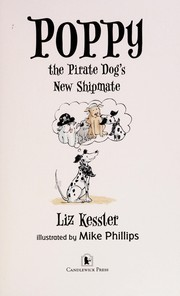 Cover of: Poppy the pirate dog's new shipmate