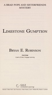 Cover of: Limestone gumption