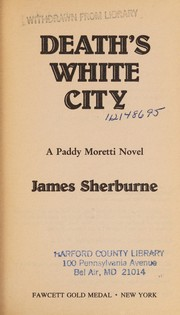 Cover of: Death's white city | James Sherburne