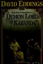 Cover of: Demon Lord of Karanda