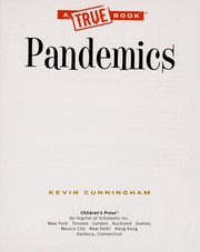 Cover of: Pandemics | Kevin Cunningham