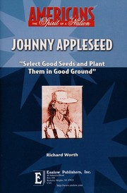 Cover of: Johnny Appleseed | Richard Worth