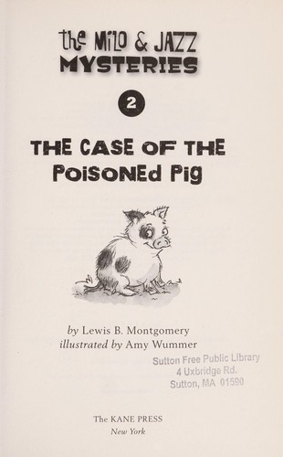 The case of the poisoned pig by Lewis B. Montgomery
