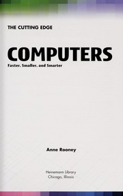 Cover of: Computers | Heinemann