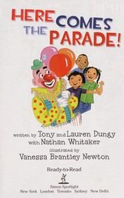Cover of: Here comes the parade! | Tony Dungy