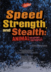 Cover of: Speed, strength, and stealth | Jody Sullivan Rake