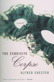 Cover of: The exquisite corpse | Alfred Chester