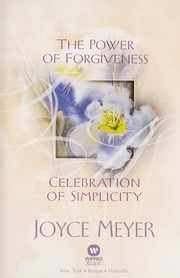 Cover of: The power of forgiveness