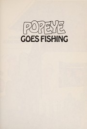 Cover of: Wb popeye goes fishin (Warner Brothers) | Charles Spain Verral, Brenda Jackson, Ronald L. McDonald