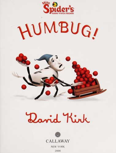 Humbug! by Kirk, David