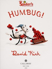 Cover of: Humbug! | Kirk, David