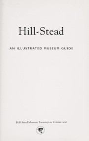 Cover of: Hill-Stead | Hill Tead Museum