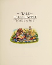 Cover of: The tale of Peter Rabbit and other stories