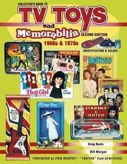 Cover of: Collector's guide to TV toys and memorabilia