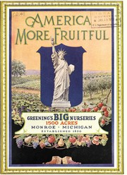 Cover of: America more fruitful