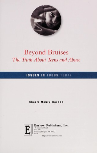 Beyond bruises by Sherri Mabry Gordon