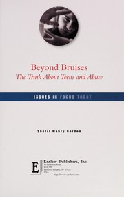 Cover of: Beyond bruises | Sherri Mabry Gordon