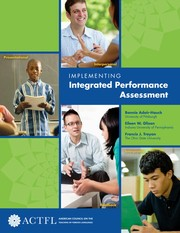 Cover of: Implementing Integrated Performance Assessment