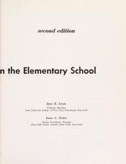 Cover of: The teaching of science in the elementary school | June E. Lewis
