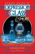 Cover of: Pocket Guide to Depression Glass & More