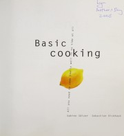Cover of: Basic cooking | Sabine Salzer