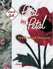 Cover of: Petal by petal