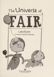 Cover of: The universe of fair | Leslie Bulion