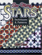 Cover of: Sew many stars