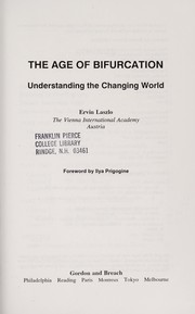 Cover of: The age of bifurcation