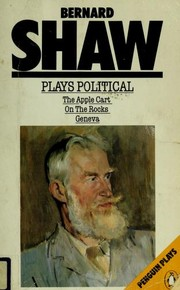 Cover of: Plays political