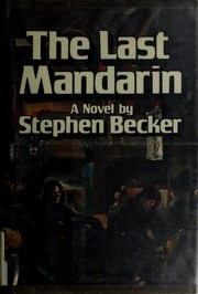 Cover of: The last mandarin