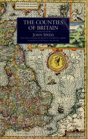 Cover of: The counties of Britain | Speed, John