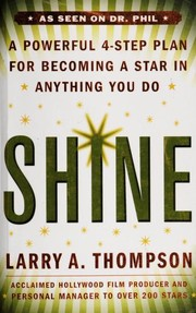 Cover of: Shine | Larry Thompson