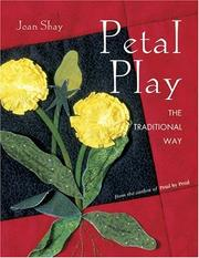 Cover of: Petal Play the Traditional Way