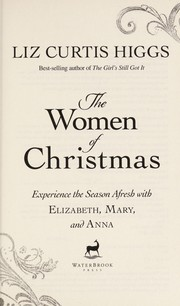 Cover of: The women of Christmas
